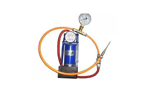标准气体的配气方法
