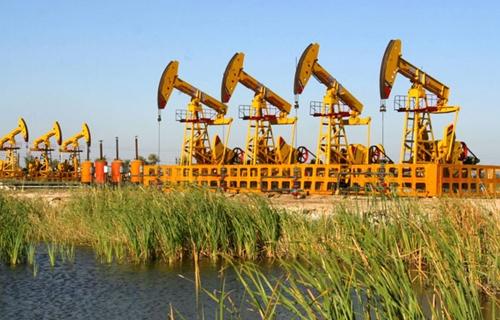石油勘探用气